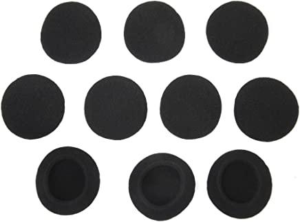Imported 5 Pairs Black Replacement Ear Cushion Pads for Sennheiser PX100 Koss