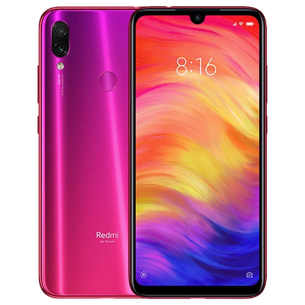 Xiaomi Redmi Note 7 Rojo - Smartphone de 6.3 Pulgadas (3GB + 32GB, Sistema operativo Android, Resolución de Pantalla 2340 x 1080 Pixeles), Rojo: Amazon.es: Electrónica