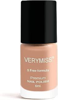 Verymiss Premium Nail Polish 6ml - Nude Glow