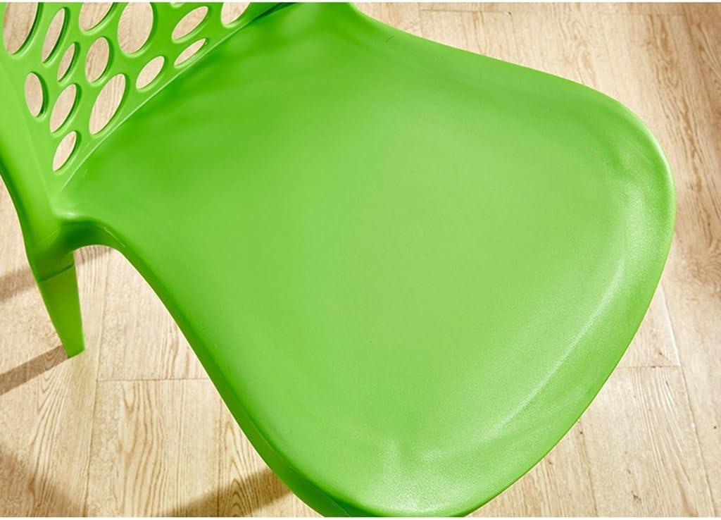 Président WGZ- Chaise d'ordinateur de Mode créative Chaise Minimaliste Moderne à la Maison Simple (Color : C) D