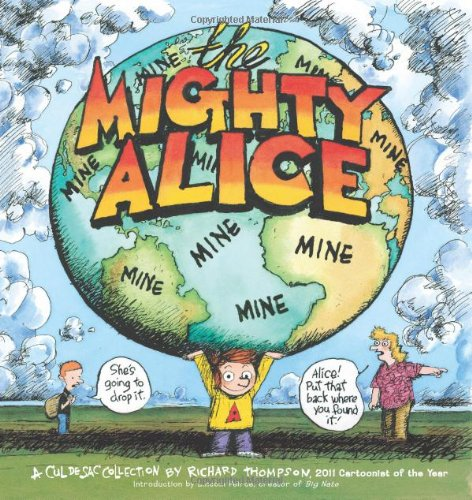 The Mighty Alice (Volume 5) (Cul de Sac)