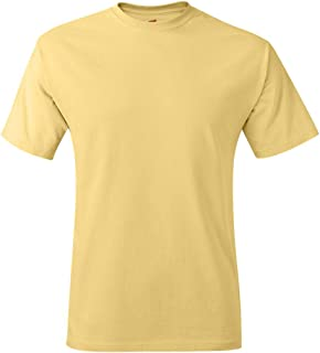 Hanes Mens Tagless 100% Cotton T-Shirt