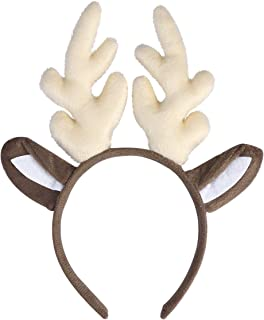 Best reindeer headband baby Reviews