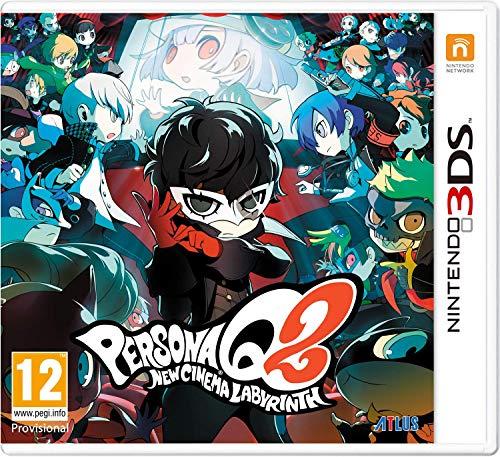 Persona Q2: New Cinema Labyrinth - Nintendo 3DS [Importación inglesa]