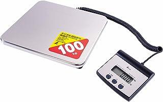 シンワ測定(Shinwa Sokutei) デジタル台はかり 隔測式 100kg 70108