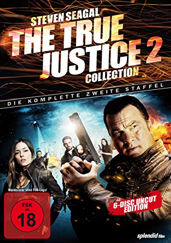 The True Justice Collection 2 - Complete Collection (6 DVDs)