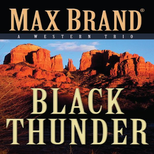 Black Thunder audiobook cover art