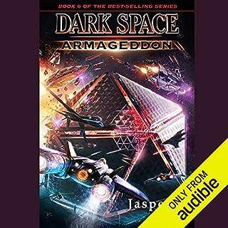 Armageddon audiobook cover art
