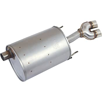 Exhaust Muffler-Soundfx Direct Fit Muffler Left fits 03-08 Pontiac Grand Prix