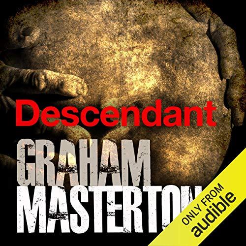 『Descendant』のカバーアート