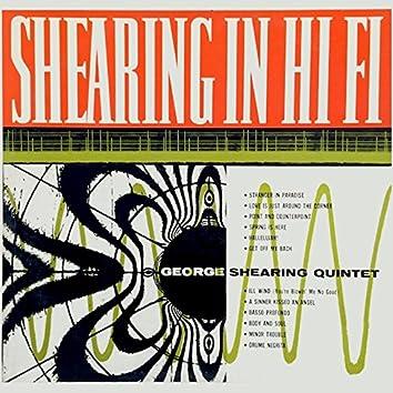 Shearing In Hi Fi