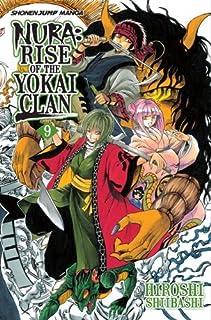 Nura: Rise of the Yokai Clan, Vol. 9: Tono Monogatari