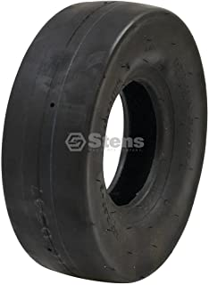 Stens 160-664 4.10x3.50-5 Smooth 4 Ply Tire