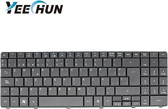 YEECHUN Black Spanish Layout Repalcement Keyboard for Acer Aspire 5241 5541 5541G 5732Z 5732G 5334 5734 5516 5517 5532 5534 5732 7315 7715 7715Z E525 E625 E627 E725 E527 E727 G420 G430 G525 Series