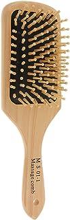 Hårborste Paddle Borsh hårborttagning borste för tjockt, tunt, lockigt och vått hår