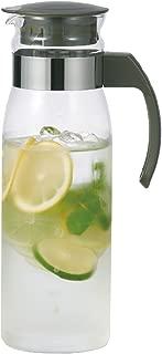Hario RPLN-14-CGR Coffee Tea Pot, 1400ml, Glass