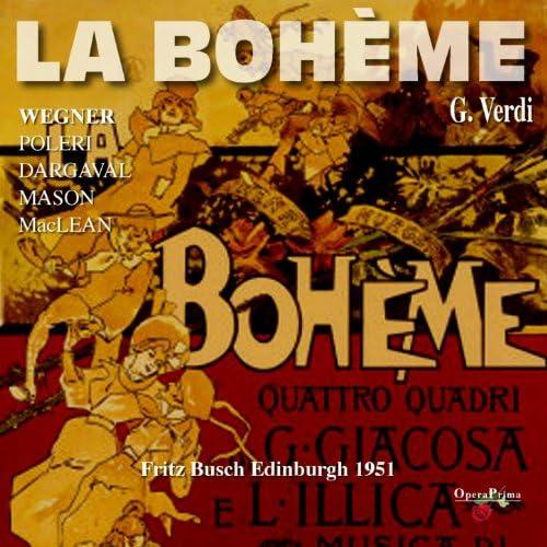 Orchestra of the Teatro di San Carlo, Vittorio Gui, マリオ・デル・モナコ, Gino Bechi & Luciano Neroni