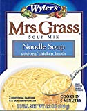Mrs. Grass Soup Mix, Chicken Noodle, 5.0 OZ(Pack of 3)