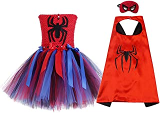 Best spider girl baby costume Reviews