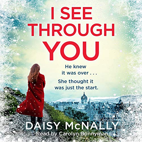 I See Through You audiobook cover art