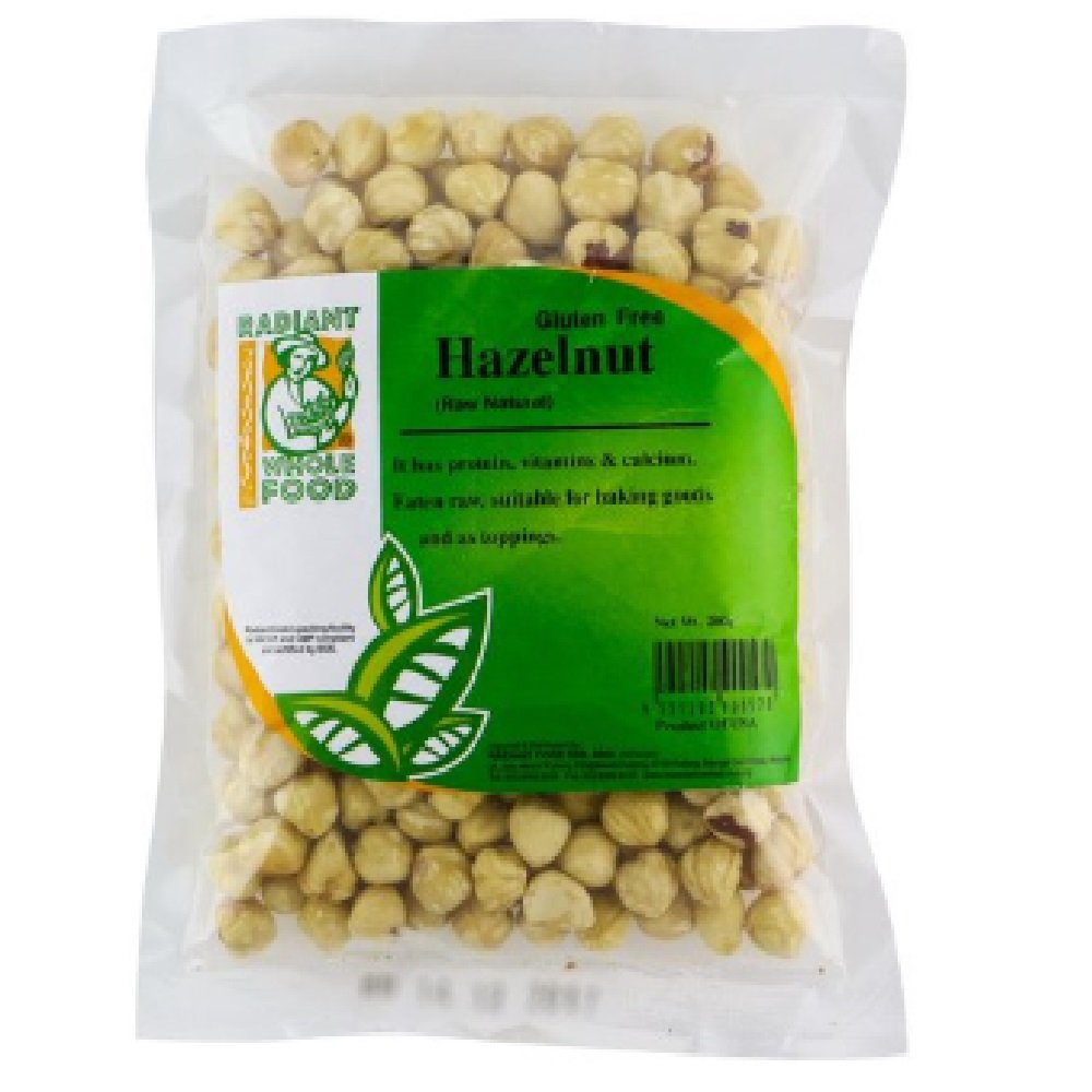 Radiant Hazelnut Raw sold out Max 80% OFF 200g Pack 628MART 12