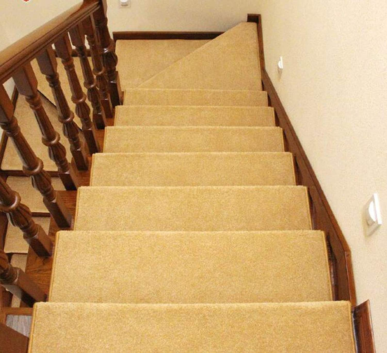 tienda de venta en línea MYMAO MYMAO MYMAO 01Esteras escaleras Europeas alfombras escaleras Autoadhesivas caminaños Pedales Antideslizante alfombras de escaleras Hebilla mágica (5 Piezas Set, 20 Colors),3 5pieces,80x(24+3) cm  Precio por piso