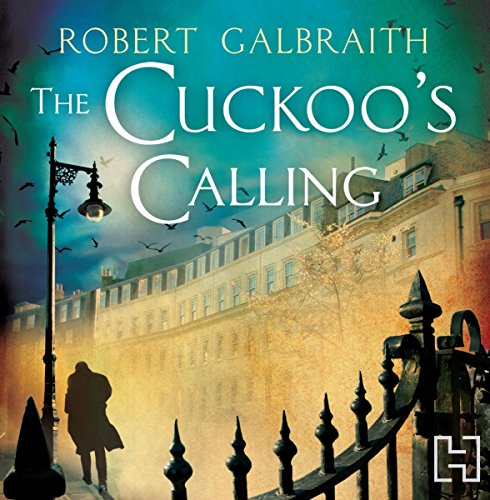 The Cuckoo's Calling cover art