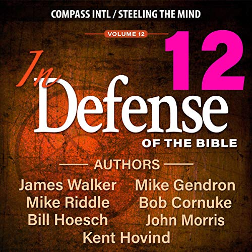 In Defense of the Bible, Volume 12 cover art