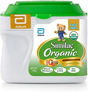 Similac Organic Stage 3 (1-3 Years)