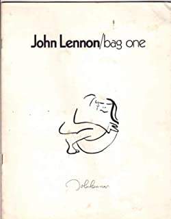 lennon bag one lithographs