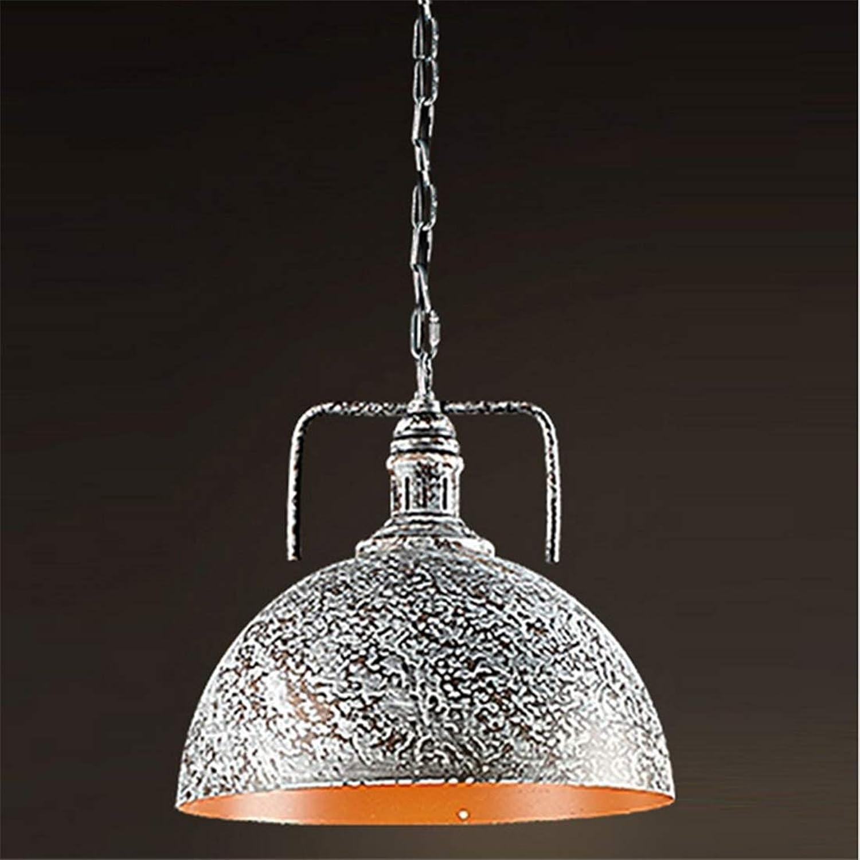 Chandelierindustrial Style Indoor Ceiling Lamp For Home Bar Restaurant Weiß