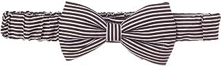 Lolita Striped Headband - Brown