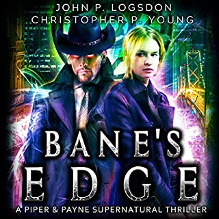 Bane's Edge: A Piper & Payne Supernatural Thriller  cover art