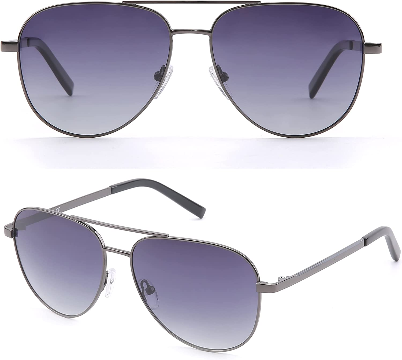 Max 72% OFF Mojiken Fort Worth Mall MSM001 Aviator Polarized Sunglasses UV for Women and Men