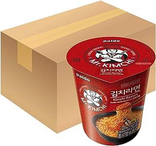 Paldo Mr. Kimchi Kimchi Ramen - Taza (65 g, 6 tazas)
