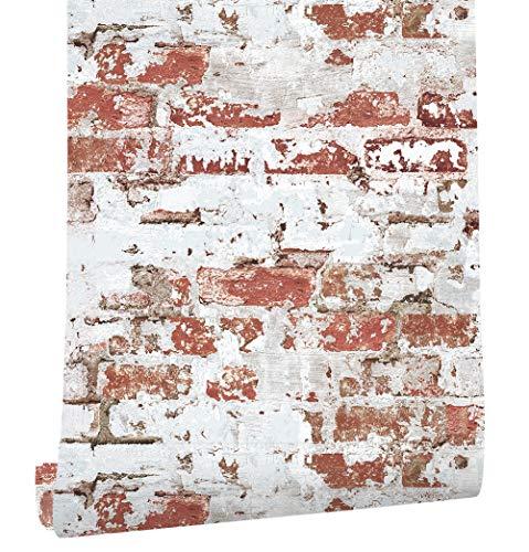 HaokHome Brick Wallaper