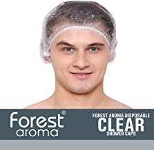 FOREST AROMA Shower Cap - Pack of 100 Piece