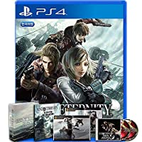 End of Eternity 4K/HD Edition Collector's Edition (エンド オブ エタニティ4K/HD エディション) [日本語対応] - PS4 [海外直送品]