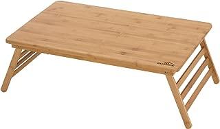 BUNDOK(バンドック) バンブー テーブル <50/60> 軽量 コンパクト キャンプ アウトドア用