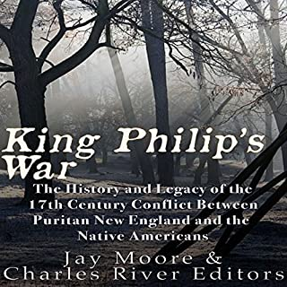 King Philip's War cover art