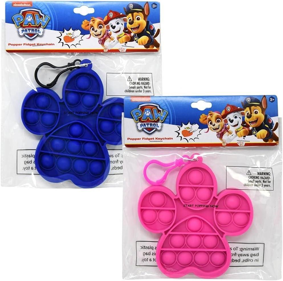 Push Pop Pop Bubble Fidget Toy, Silicone Squeeze Sensory Tools t