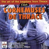 L Art Des Cornemuses De Thrace