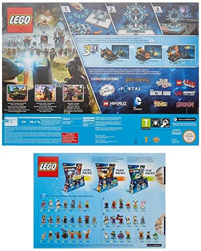 LEGO Dimensions – Starter Pack – [Wii U] - 4