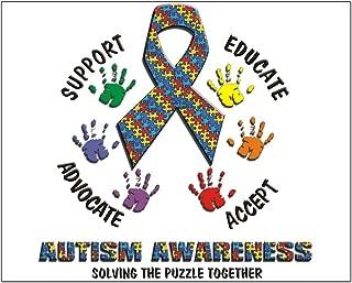 CafePress Autism Awareness 16