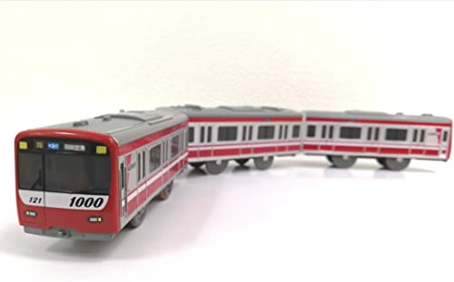 Pla Keikyu new Type 1000 stainless car (japan import)