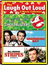 The Laugh at Loud: Ghostbusters / Groundhog Day / Stripes 3-Pack
