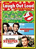 The Laugh at Loud: Ghostbusters / Groundhog Day / Stripes (3-Pack)