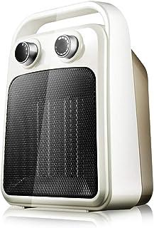 Calentador Hogar Dormitorio Mini Oficina Baño pequeño Calefactor eléctrico a Prueba de Agua Bañera y Ducha, Durable e Impermeable, Elegante y Conveniente
