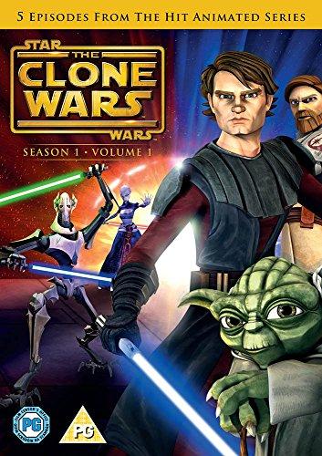 Star Wars - The Clone Wars - Series 1, Vol. 1