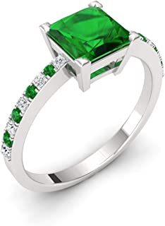 Best lab emerald ring Reviews
